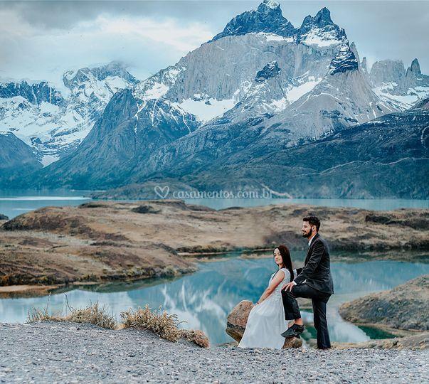 Casamento na Patagonia