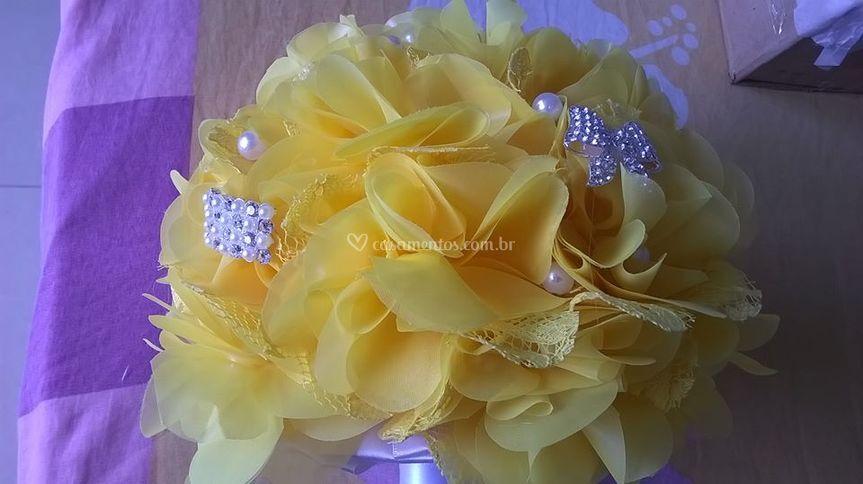 Buquê Amarelo
