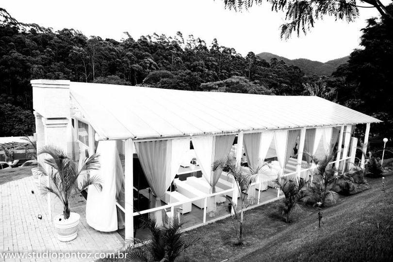 Tenda de cerimonias