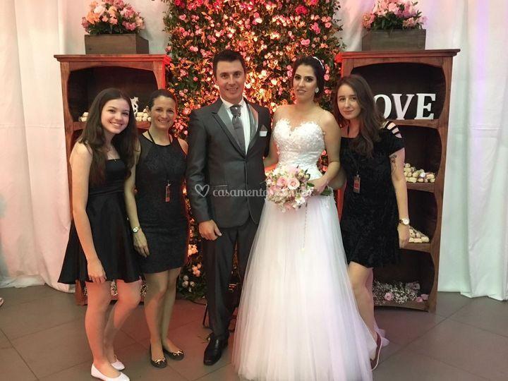 Casamento Jana e Valdeir