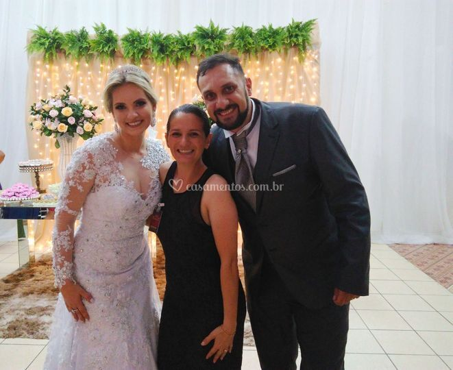 Casamento Prisleine e Felipe