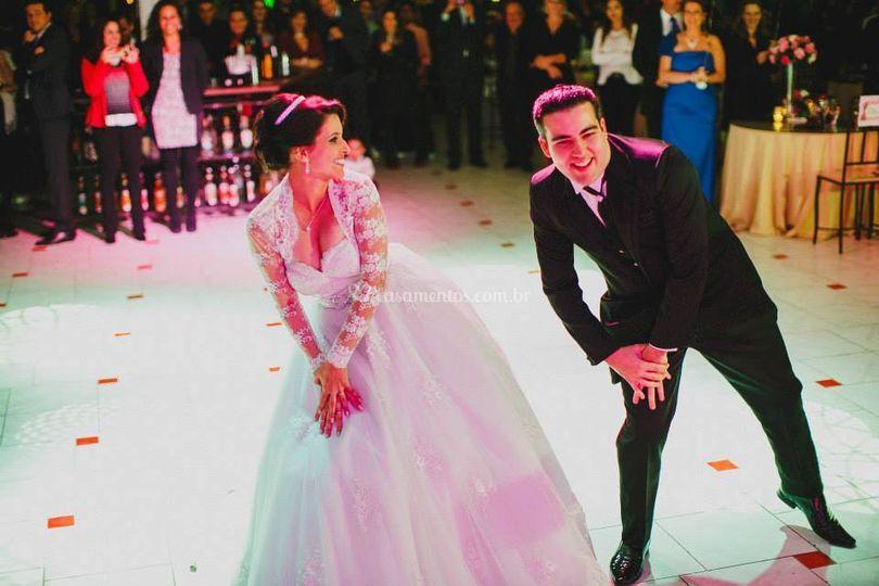 Noivos: Ana Paula e Felipe