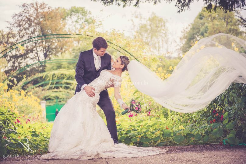 Destination Wedding Giverny