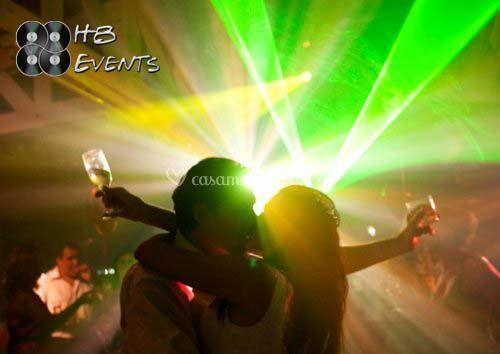 HB Events - DJ, Som e Iluminação