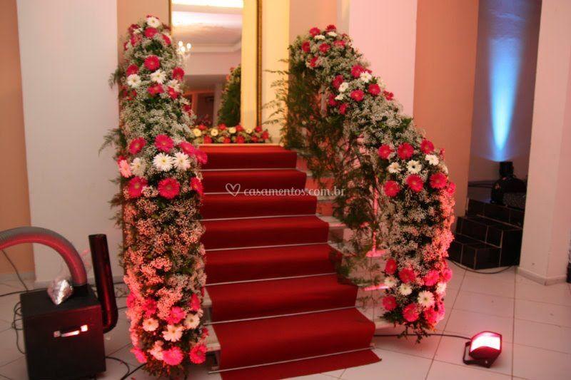 Para a chegada da noiva