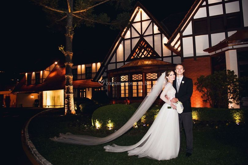 Country Clube do PR /casamento