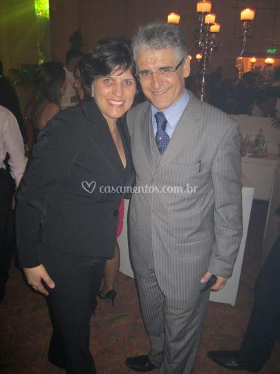 Evento com Roberto Cohen
