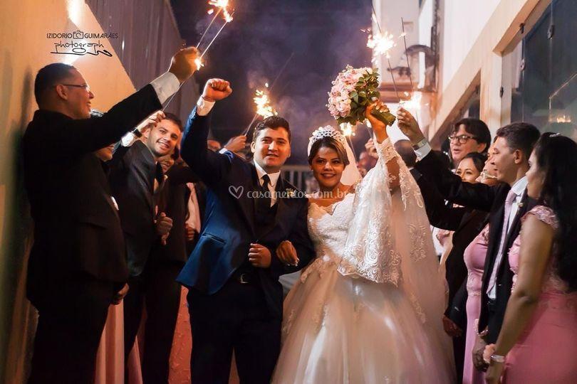 Casamento Dacia e Jobae