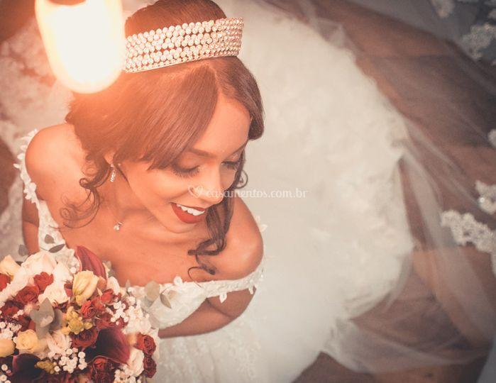 Detalhes dia de noiva