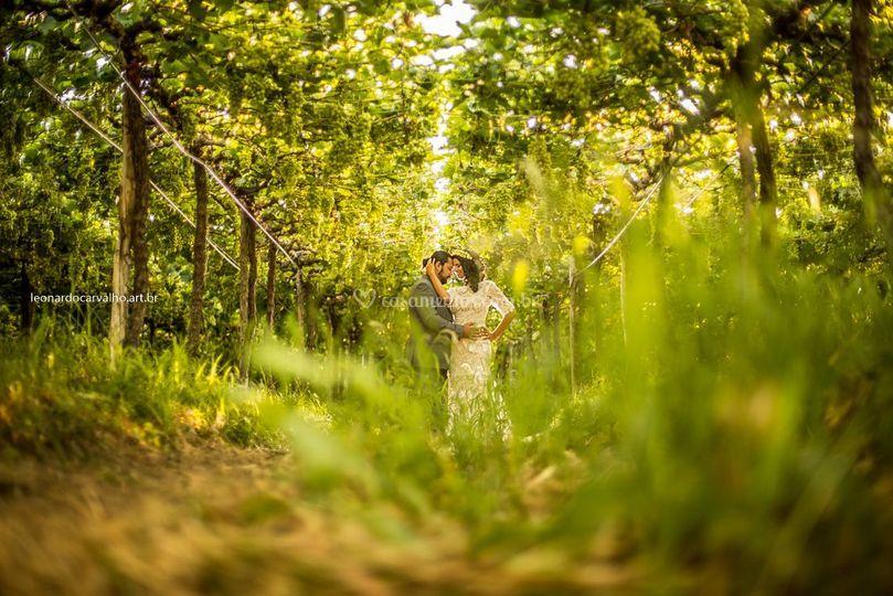 Fotos casamento por Leonardo
