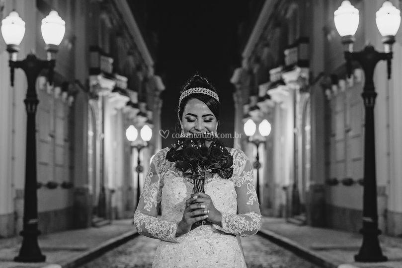 Noiva a espera