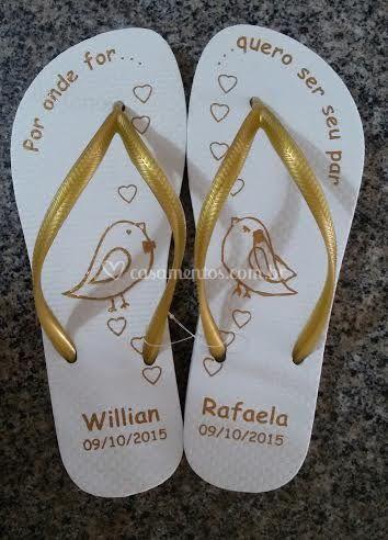 Rafaela e Willian