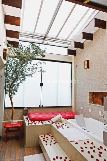 Spa de banho  - hidro