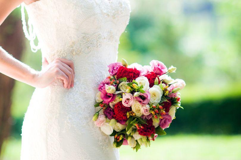 Bouquet noiva