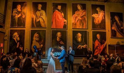 Caravaggio Galeria de Arte e Eventos 1