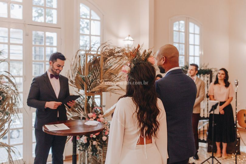 Casamento Mari e Dio