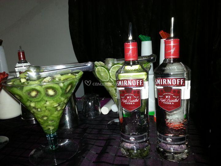 Saborosas bebidas