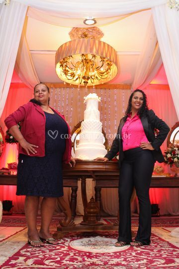 Emília e Viviane