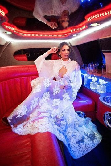 Vestido Limosine