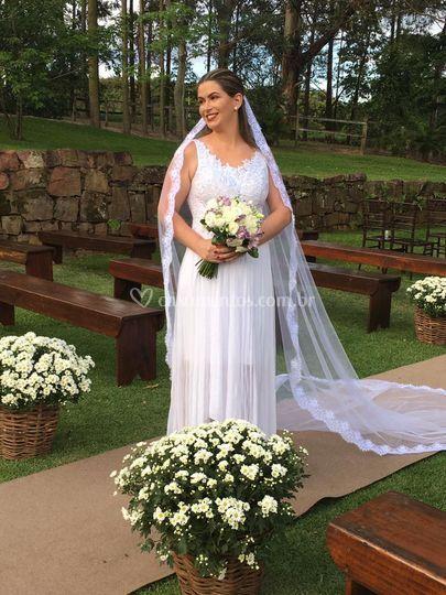 Noiva  Ateliê Rosmarie Zonta