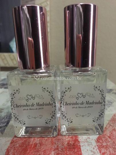 Perfume Madrinhas