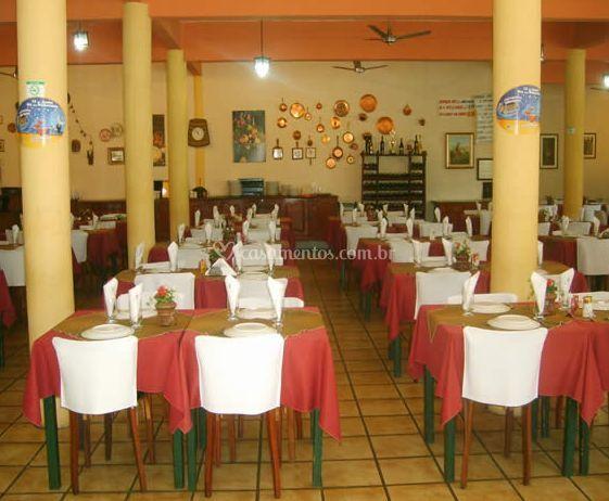Restaurante para casamentos