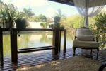 Gazebo lago de Est�ncia Green Garden