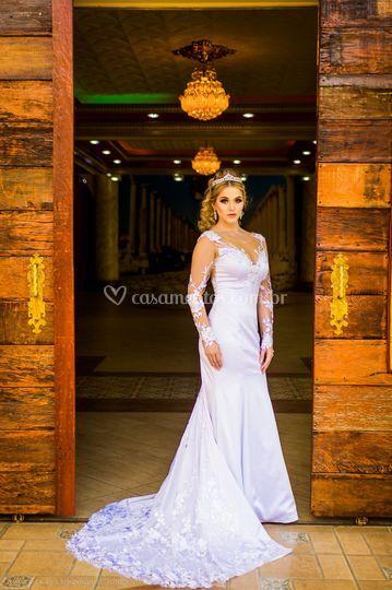 Vestido de noiva 2019