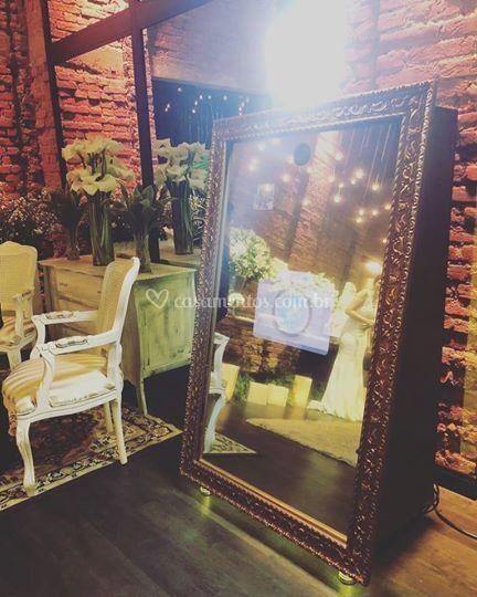 Espelho Mágico GOLD