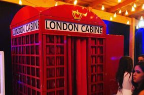 London - Cabines Fotográficas