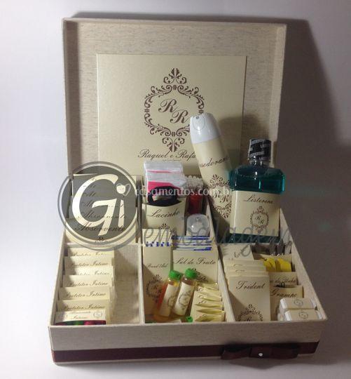 Kit Banheiro Para Casamento Goiania : Gi embalagem