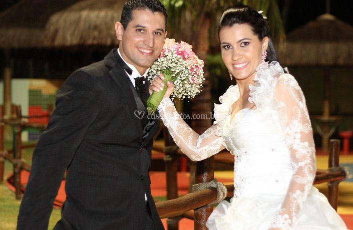 Fabiano e Lucineia