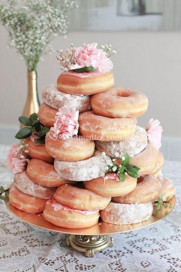 Donuts tamanho méio
