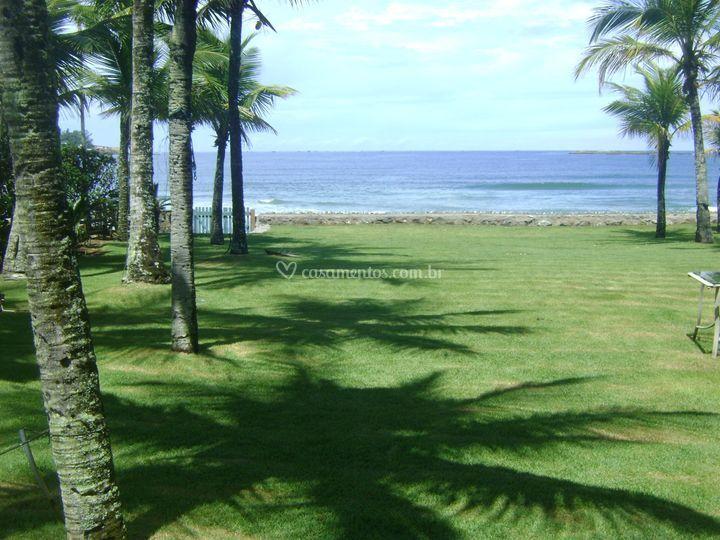 Espaço litoral paulista