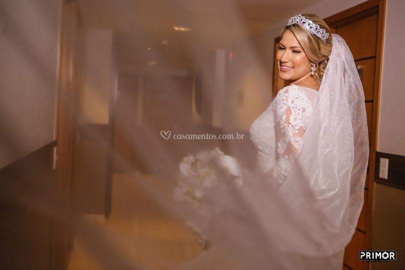 Noiva Carla