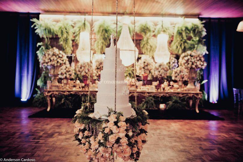 Casamento yate clube