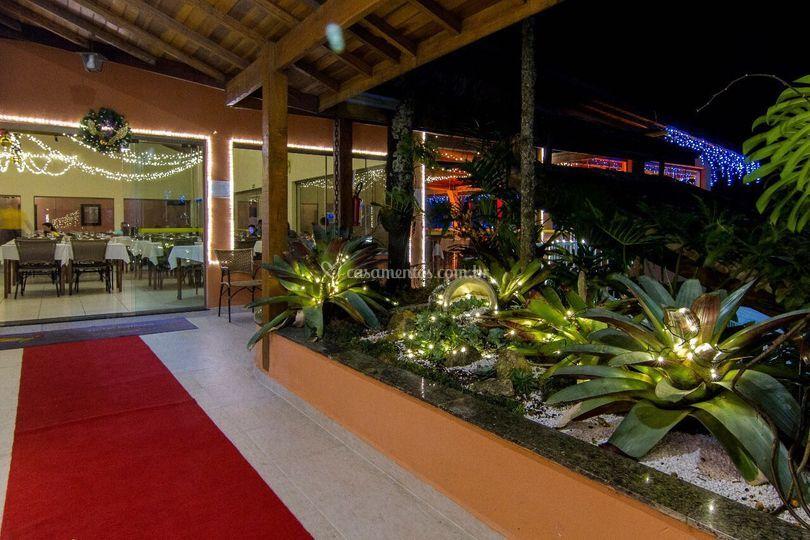 Hall de Entrada do Restaurante