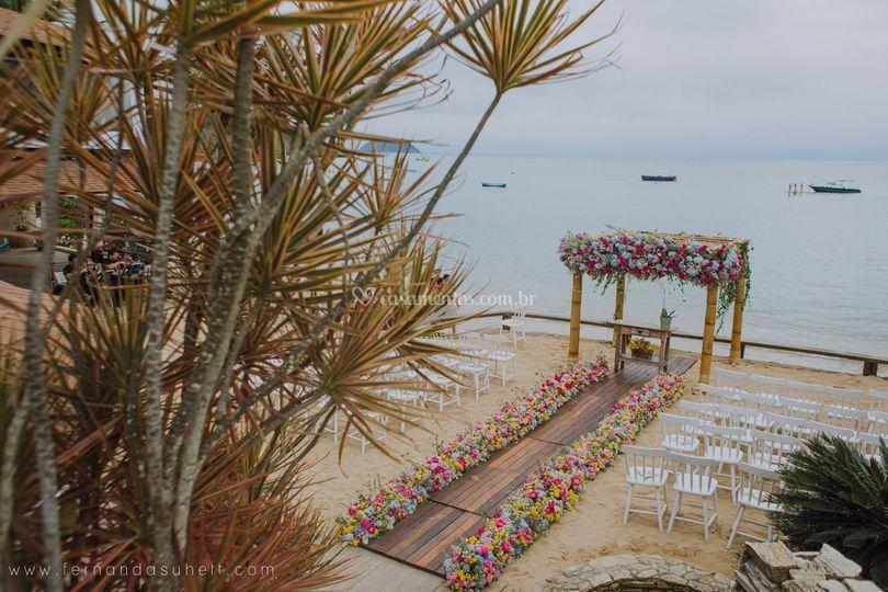 Beira Mar - Cerimônia