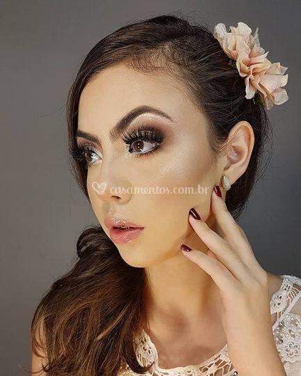 Gisele Gaspari Makeup