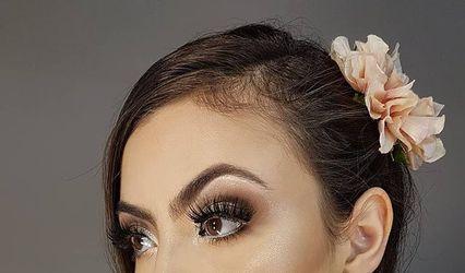Gisele Gaspari Makeup 1
