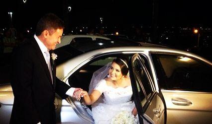 Carro de Noiva SLZ 1