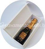 Caixa baby champagne