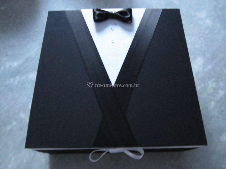 Caixa noivo