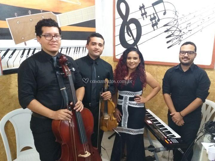 Equipe Voz e instrumental