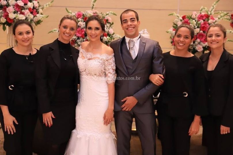 Casamento Herica e Thales