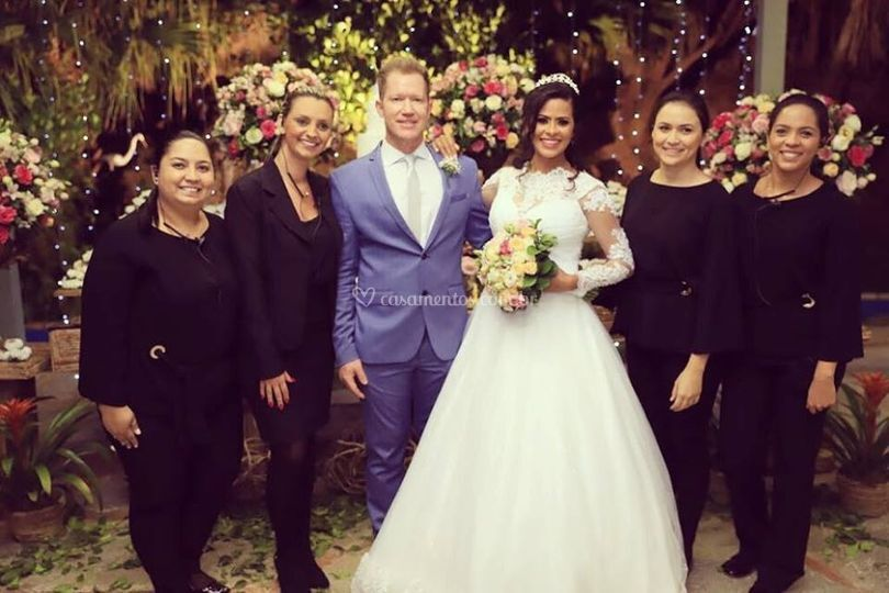 Casamento Raquel e Evaldo