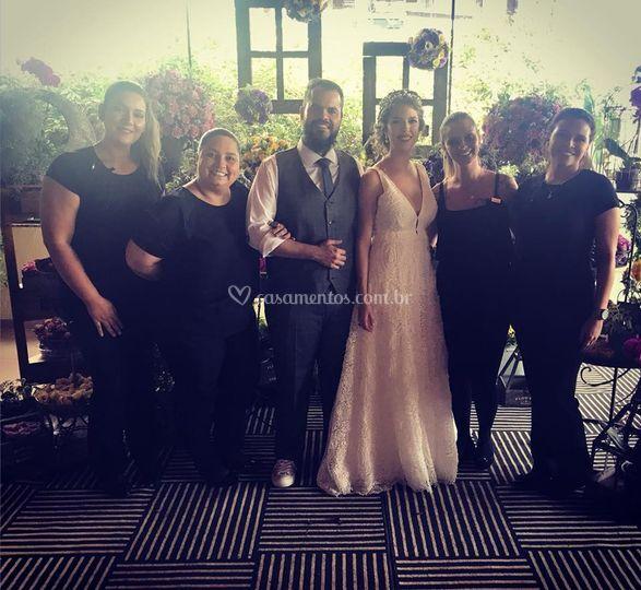 Casamento Gabi e Bernanrdo