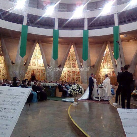 Casamento Catedral de Maringá