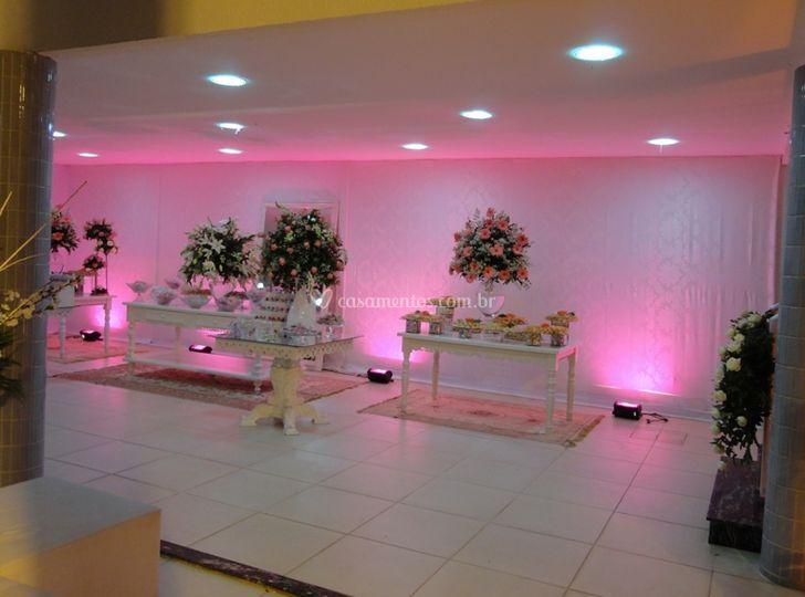 Salão para casamentos