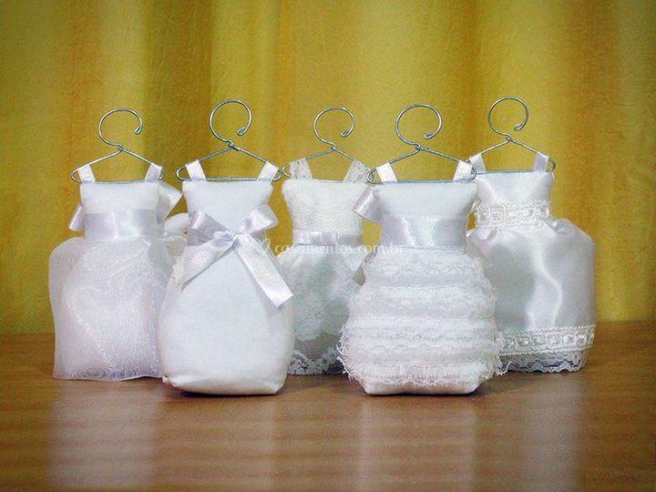 5 modelos de vestido de noiva